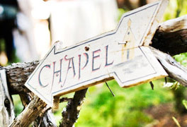 back to earth,chapel sign road