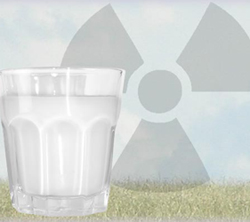 radiation milk