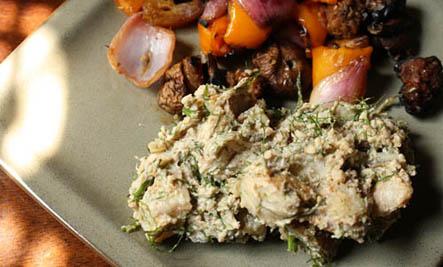 Fennel-Walnut-Potato-Salad
