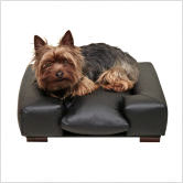 This attractive more modern sofa was only $40 on sale from allpetfurniture.com