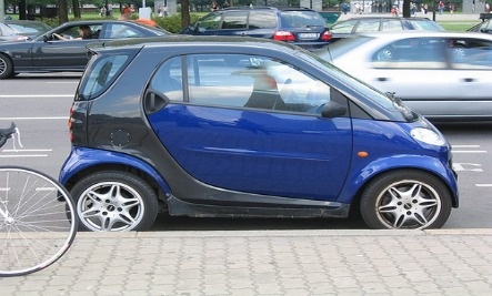 Super Efficient Gas Powered Car
