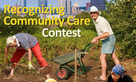 Recognizing Community Care Contest