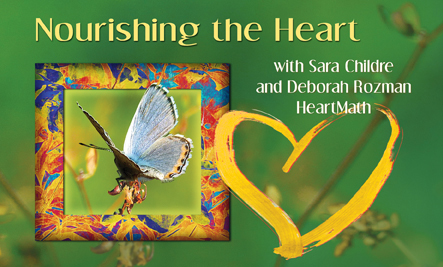 Nourishing the Heart Logo