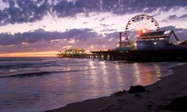 santa-monica-pier-sunset