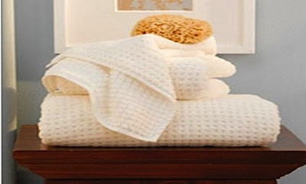Above: Made From 100% Turkish Organic Bergama Cotton From The Aegean Sea,  The Waffle Design Of These Bath Towels By Forza Are A Fun Addition To  Bathroom ...
