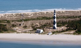 Cape lookout Lighthouse II