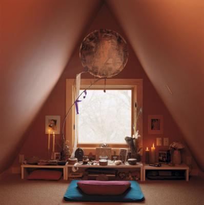5 Inspiring Meditation Spaces Care2 Healthy Living