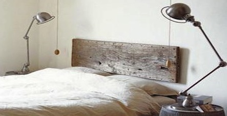 DIY: Simple Headboard Ideas wood-headboard-french-by-design ...
