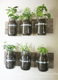 mason-jar-planter