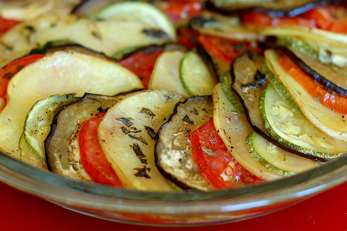 Provencal Vegetable Tian