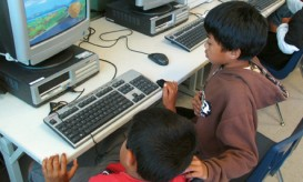 kids using emWave