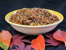 Thanksgiving-rice-dressing