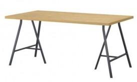 ikea-trestle-table