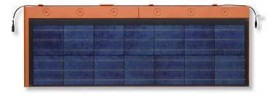 Single SolarBlend Roof Tile