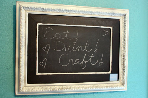 How To Make Chalkboard Paint Care2 Healthy Living