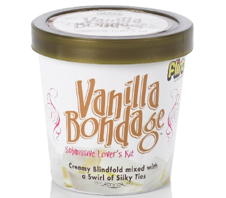 Pure Romance Vanilla Bondage