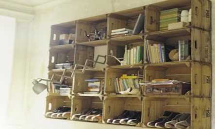 Clever Uses For Wood Crates Care2 Healthy Living