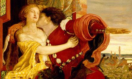 Romeo & Juliet - Romeo_and_juliet_brown - paint