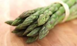 aspargus front part