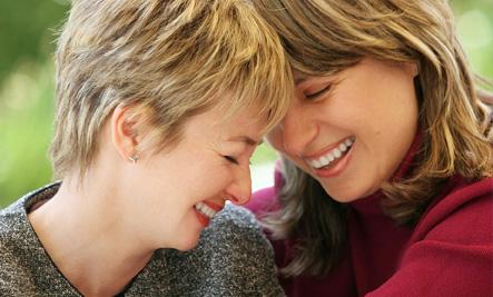 2 Women Sharing