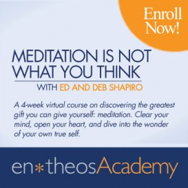 Meditation with Ed and Deb
