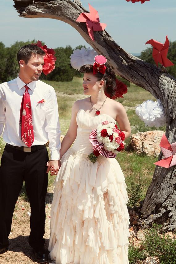 8 Handmade Summer Wedding Dresses