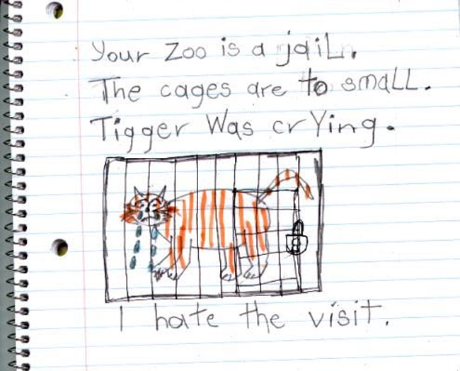 Zoos: Sanctuaries Or Prisons? (Illustration) | Care2 Healthy Living