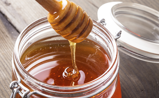 Natural sweeteners, like honey, are helpful when quitting artificial sweeteners.