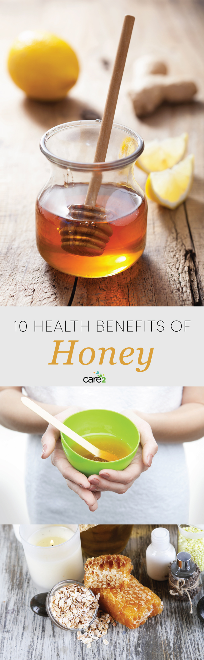 10 Health Benefits of Honey