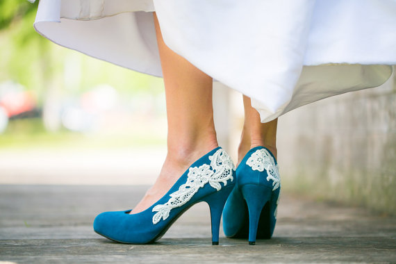 5 Unique Wedding Shoes for Your Big Day !!!!