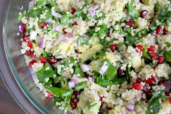Superfood Recipes: Quinoa Salad