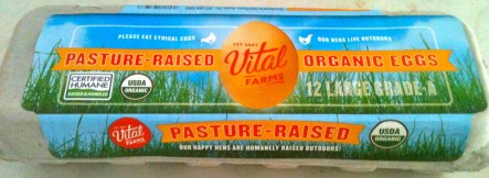 Vital Farms Egg Carton