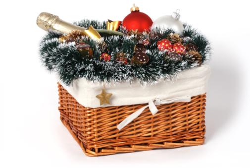 Christmas Gift Basket | Care2 Healthy Living
