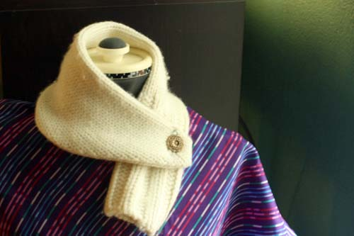 sweater cowl