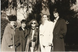 Tracy Coan, Liz Mills, GD Meg, Cinda Carnevale, Jon Rousseau