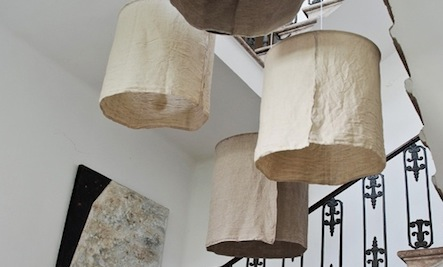 Make your own italian style rustic linen lamp care2 healthy living thanks for subscribing mozeypictures Gallery