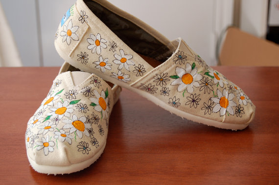 Toms Design 17 comfy and haindpainted toms care2 healthy living