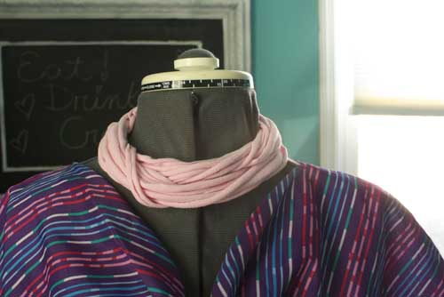 t-shirt-scarf-wrapped
