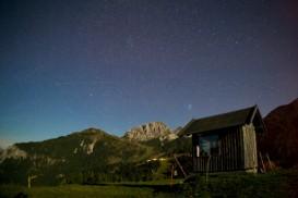 Cabin Beneath the Stars