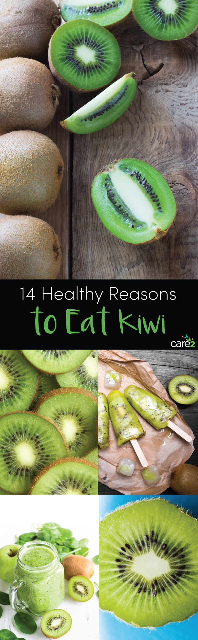 14 Healthy Reasons to Eat Kiwi