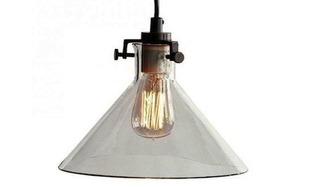 Make your own light fixtures care2 healthy living above the meridian pendant aloadofball Images
