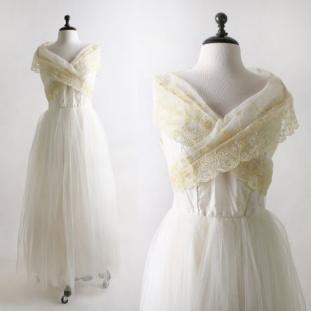 10 Vintage Spring And Summer Wedding Dresses | Care2 Healthy Living