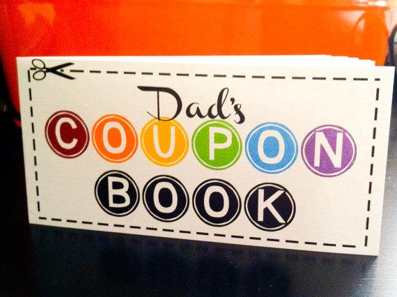 custom coupon books