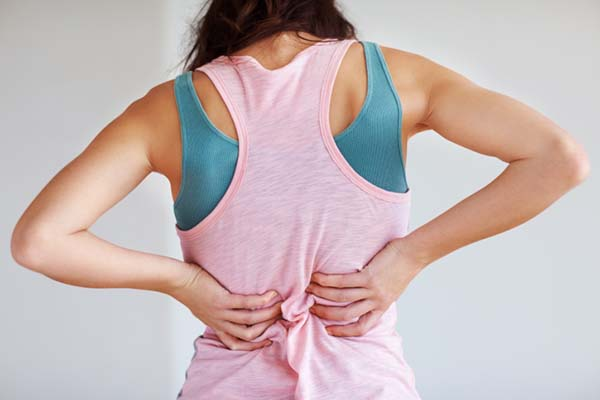 sore back castor oil
