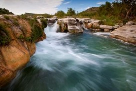 Photo: The Devils River at Dolan Falls Preserve � Ian Shive