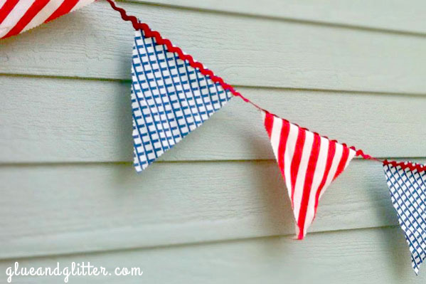 july 4th bunting