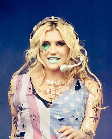 Kesha Animal Activist