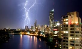 lightningcityscape