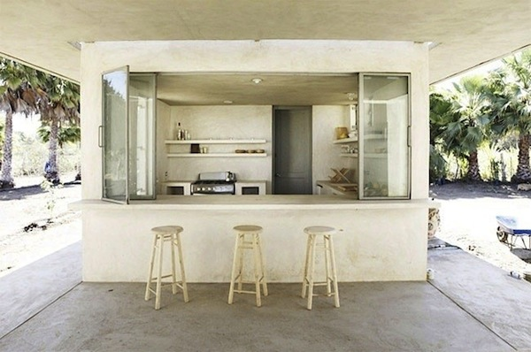 4 Inspiring Outdoor Kitchens | Care2 Healthy Living
