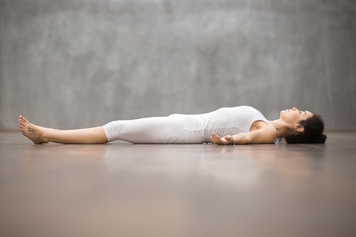 Beautiful Yoga: Shavasana Pose